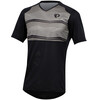 PEARL iZUMi Launch Short Sleeve Jersey Men black/smoked pearl mtn